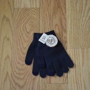 NWT TOUCH SCREEN Gloves by SO